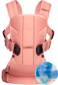 babybjorn-baby_carrier-one-cotton_mix-coral_crab