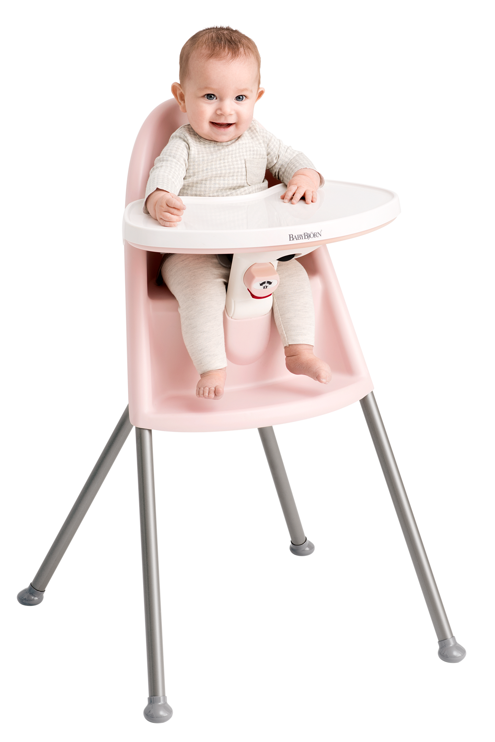 High Chair White